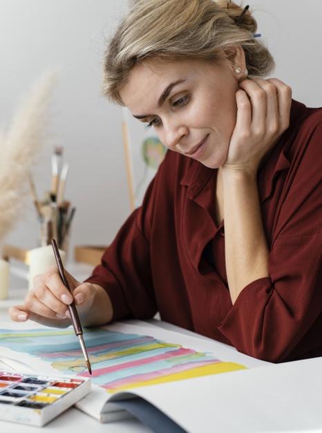 ศิลปะเป็นเรื่องที่ต้องใช้ความสามารถ